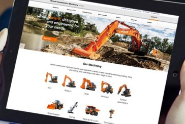 Hitachi Launches New Website