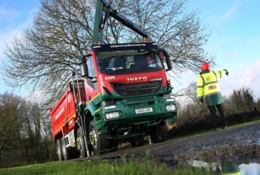 Clancy Plant Hire Rolls-Out First of 33-strong Iveco Trakker Order