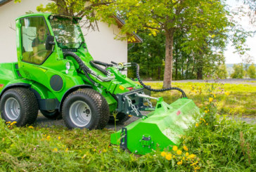 Avant Launches New Tool Carrier