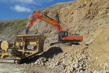 More Doosan Excavators for Garriock Bros.