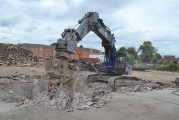 A R Demolition at the Cutting Edge