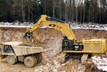 Caterpillar Rolls Out New Machines