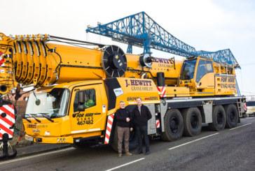 Hewitt Crane Hire Boosts Fleet