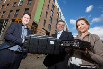 Telecoms Company Taps Into Digital Construction