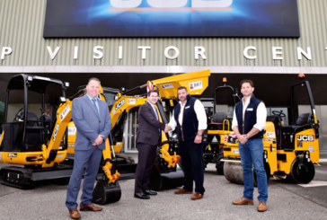 UK's Newest Plant Hirer Invests in JCB