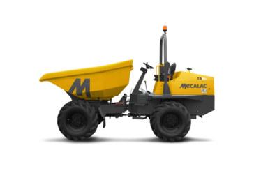 Trakm8 Partners with Mecalac