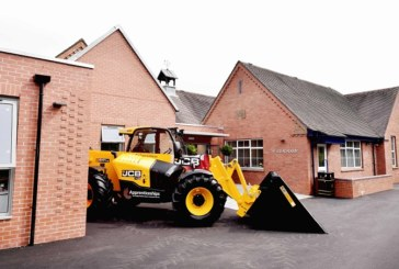 Novus Completes Fast-Track Refurb for JCB Academy