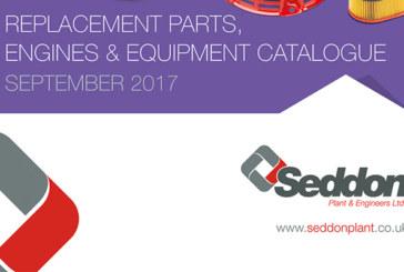 New Seddons Catalogue