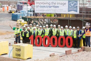 Considerate Constructors Scheme reaches 100,000 milestone