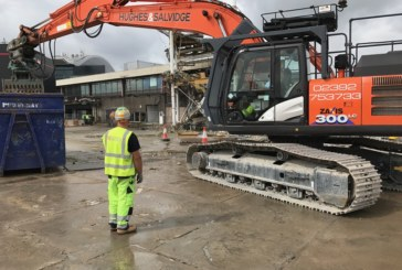 OnGrade Helping Hughes and Salvidge Create Safer Working Environment