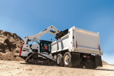Take a Look at Bobcat's Compact Track Loader