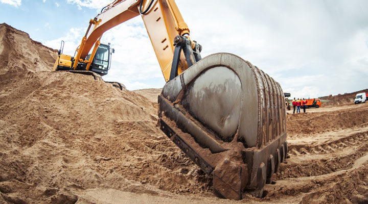 Excavation Works Breaches Increase - Construction Plant News