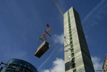 Crane Survey On The Up