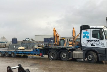Selwood Strengthens Hire Fleet in South East