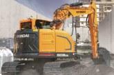 Hyundai Introduces Crawler Excavator