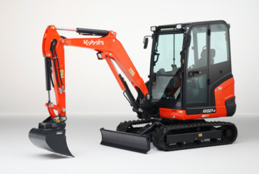 Over 34 years of Kubota for Charles Wilson