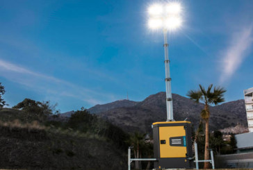 Atlas Copco Lights The Way