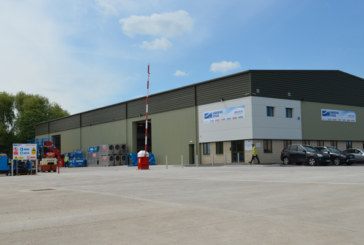 Sykes Pumps Extends Depot Network
