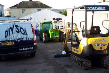 Selwood Donates to DIY SOS