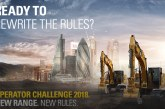 Finning's Operator Challenge is Back In 2018