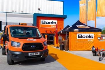 Boels Rental Planning Expansion
