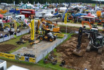Construction Equipment Sales Increase