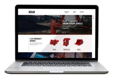 Visit Miller's New Website