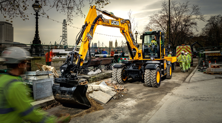 Built In Britain by JCB