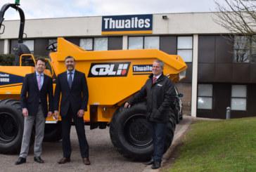 CBL Plant Sales Extend Thwaites Coverage