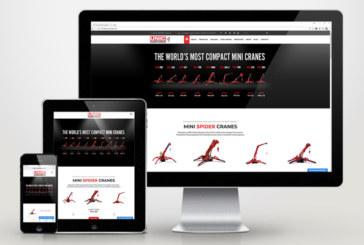 New UNIC Cranes Europe Website