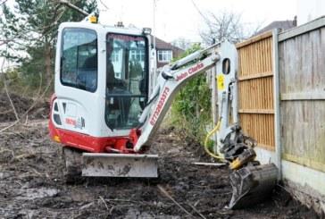 Engcon Boosts Mini Digger Hire