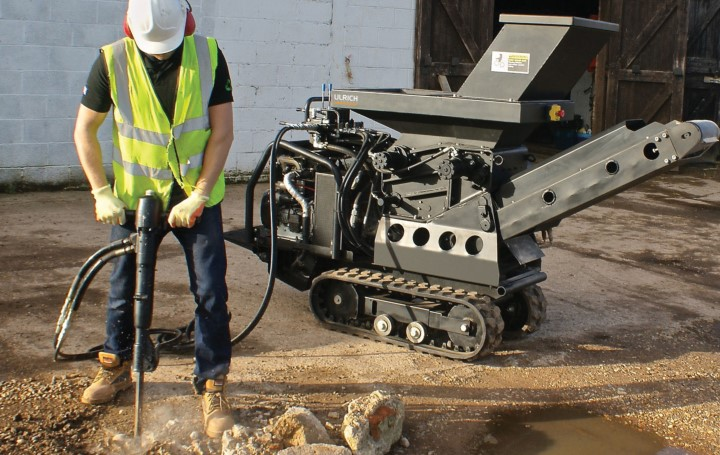 New Crushers for Ulrich Attachments