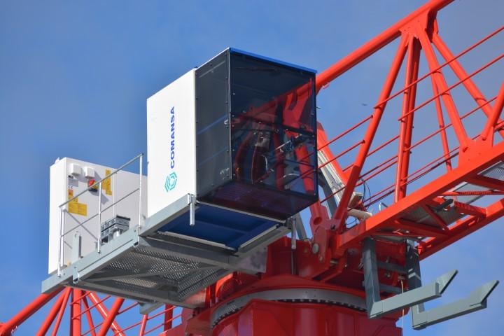 Tower Crane Manufacturer Rebrands