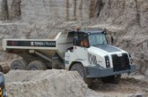 Terex Haulers at Work for G Crook & Sons