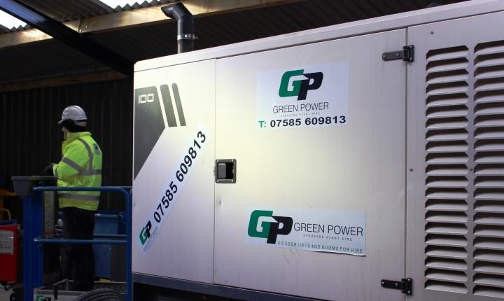 Greenpower Plant Grows