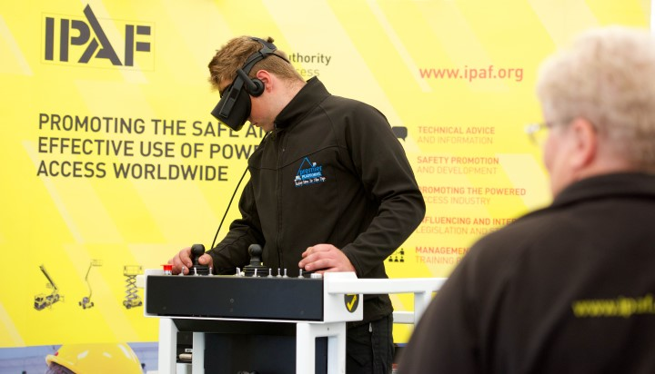 Speakers Confirmed for IPAF's ELEVATION Event