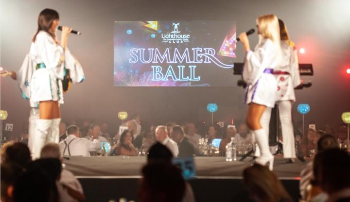 Lighthouse Club's Summer Ball Raises £40,000