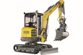 New Machineryfor AD Bly Construction