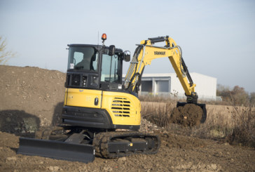 Yanmar Commits to UK Construction Market