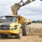Volvo ADTs Working Well for the Walters Group
