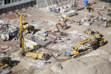 Construction Output Figures in Recovery