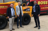 Thwaites Announce 4.5 Ton Dumper Supply to UK