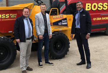 Thwaites Announce 4.5 Ton Dumper Supply to UK