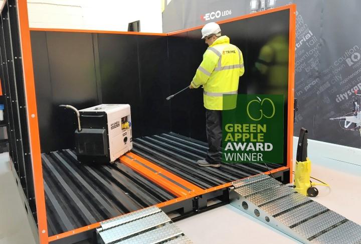 Trime UK Set For Green Apple Award