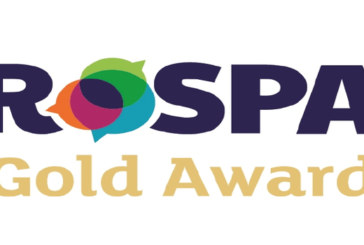 Ardent Hire Solutions Receives RoSPA Gold Award for Safety Practices