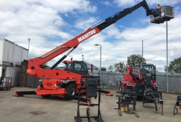 Jarvie Plant Group Geared Up for Growth in Aberdeen
