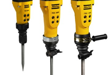 Atlas Copco and REACTEC Team Up with Harringtons to Ensure Safe HAV Levels