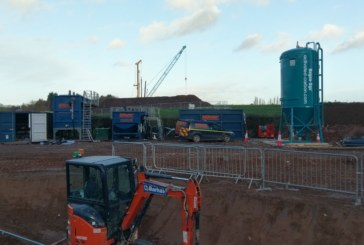 Siltbuster Delivers Best Practice on Birmingham Resilience Project