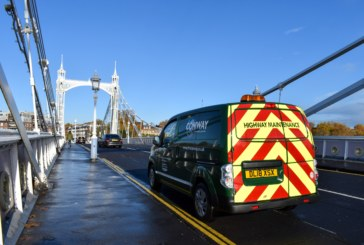 FM Conway and Enterprise Bring Electric Vans to London
