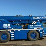 Ellis Crane Hire Takes On 2nd Liebherr Crane